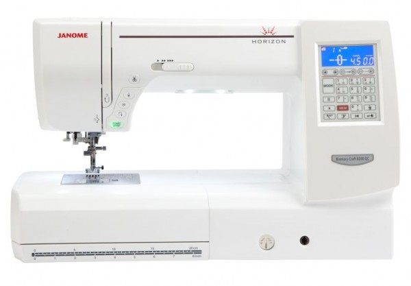 horizon mc 8200