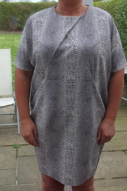 drapey dress GBSB 10