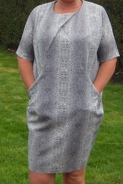 drapey dress GBSB 4