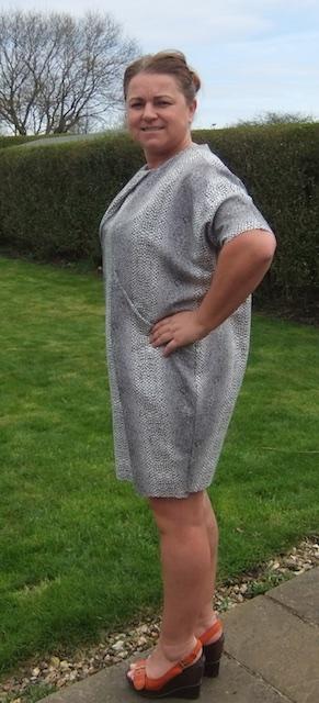 drapey dress GBSB 7