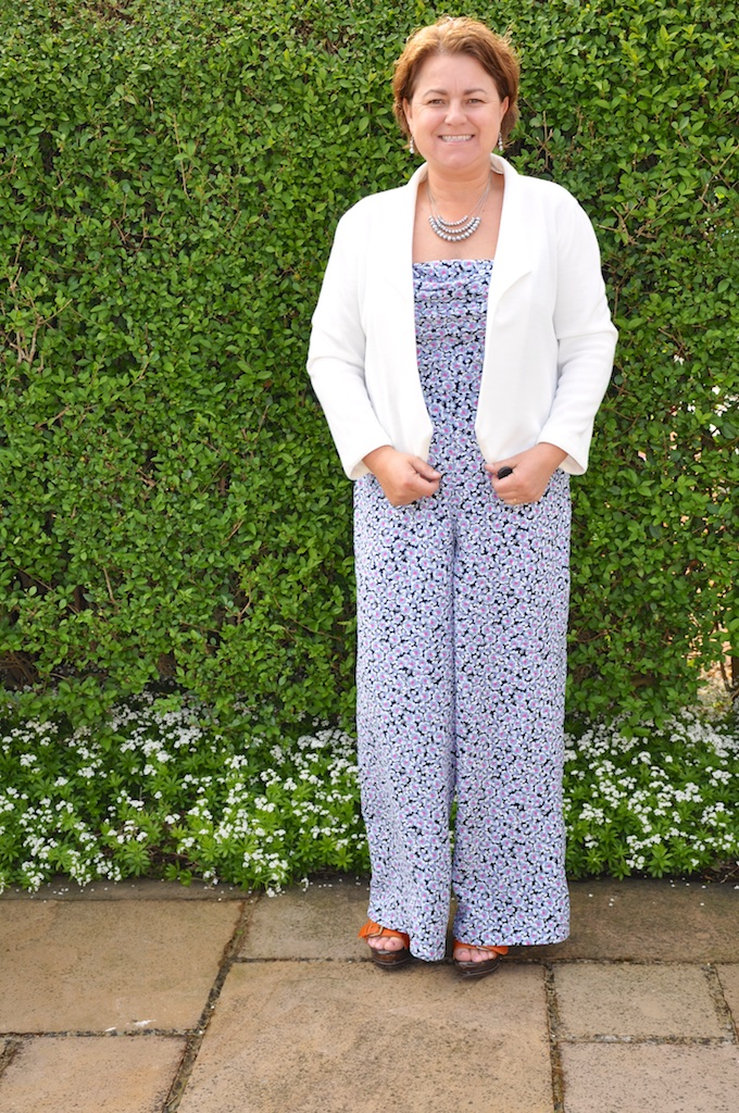 #jumpingintojune BHL Holly jumpsuit 1