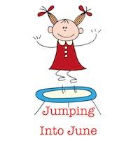 #jumpingintojune