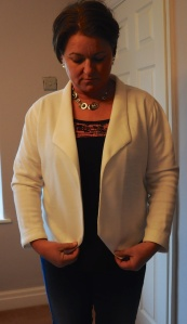 Morris Blazer from Grainline Studio