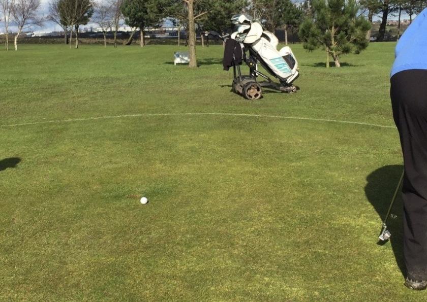 #golfphotochallenge 330