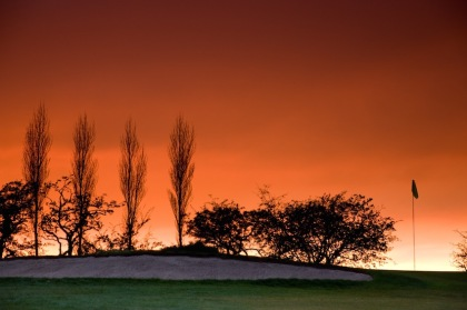 #golfsunset 405