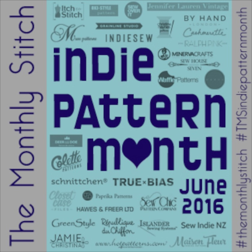#Indiepatternmonth #Themonthlystitch 627