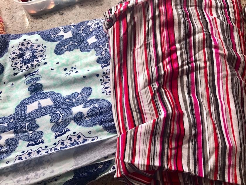 #sewupnorth #thimberlina #sewingmeetup #fabricshopping1