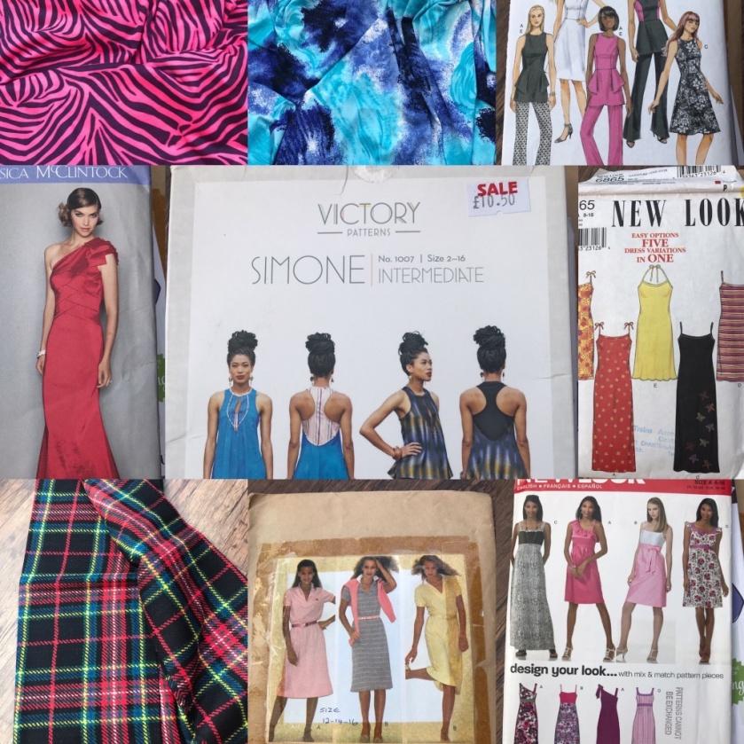 #sewupnorth #thimberlina #sewingmeetup #fabricshopping23