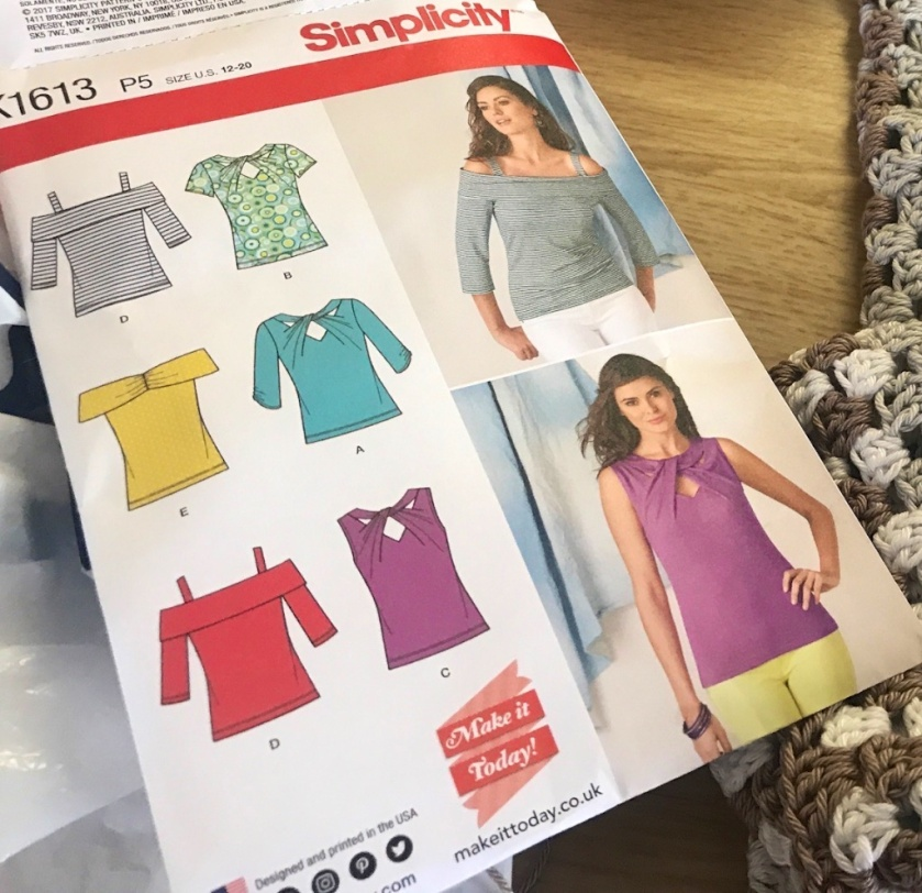 #simplicity1613 #K1613 #thimberlina #sewingblog
