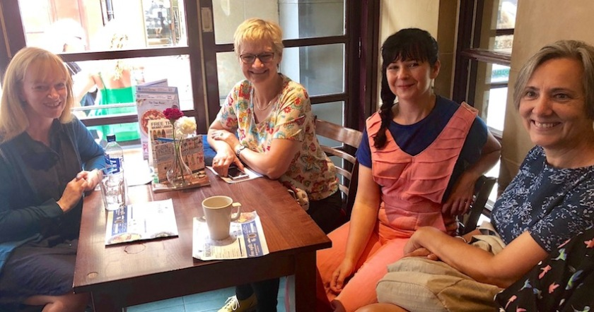 #sewdowndewsbury #spoolettes #sewingmeetup #thimberlina 1453