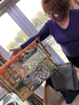 #thimberlina #craftnoontea #sewingmeetup 1653