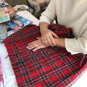 #thimberlina #craftnoontea #sewingmeetup 1666